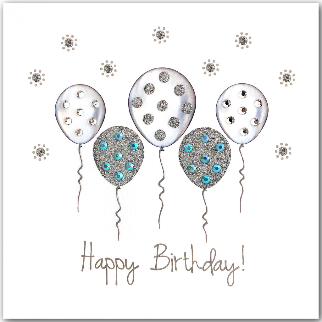Birthday Balloons - L1731