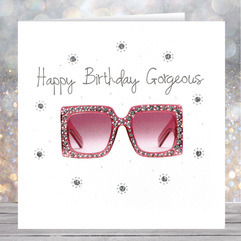Pink Sunglasses - L1803