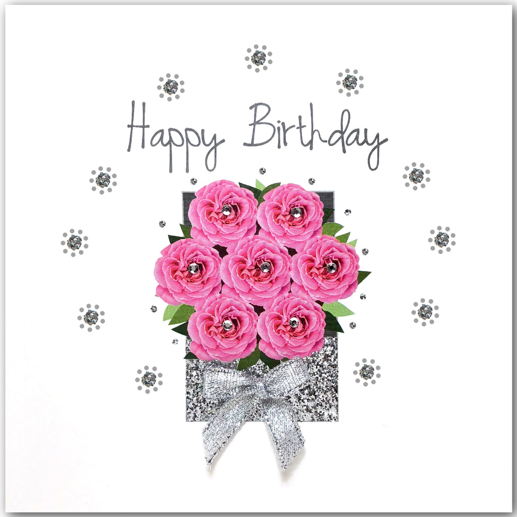 Rose Box Birthday - L1831