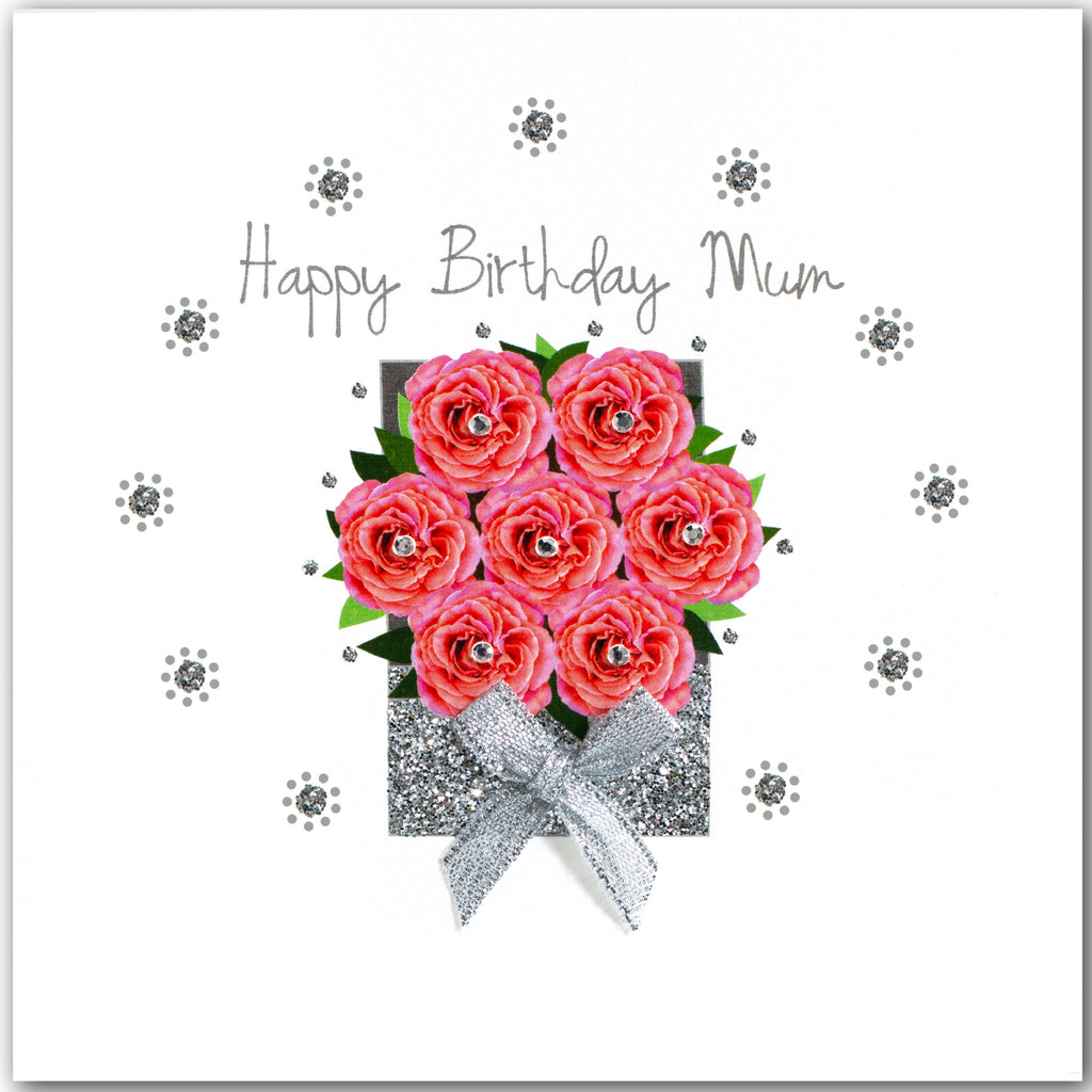 Rose Box Birthday Mum - L1832