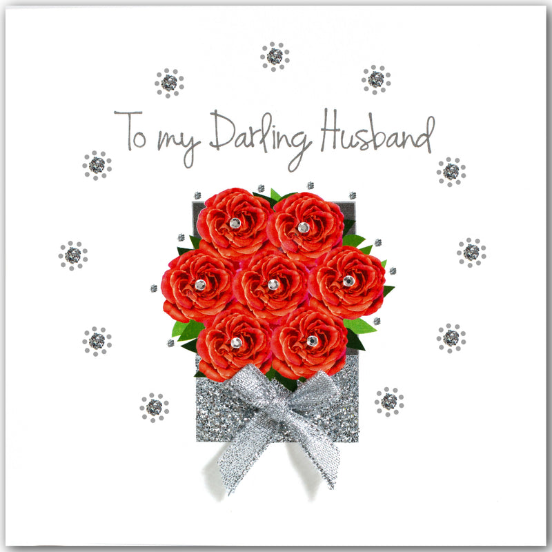 Rose Box Darling Husband - L1834