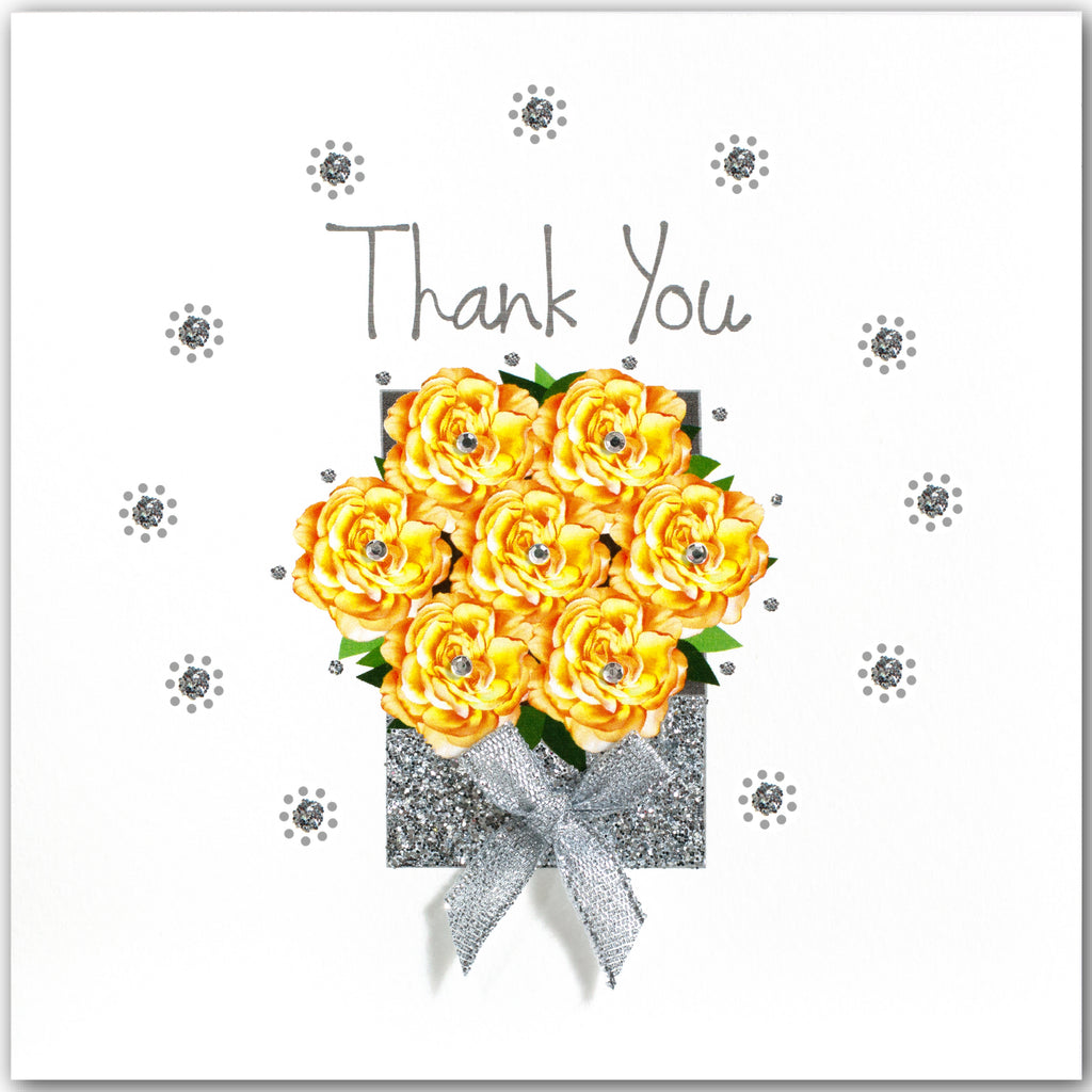 Rose Box Thank You - L1836