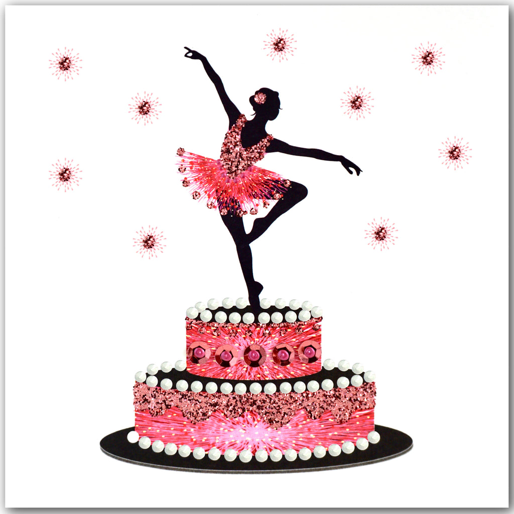 Birthday Ballerina - L1856