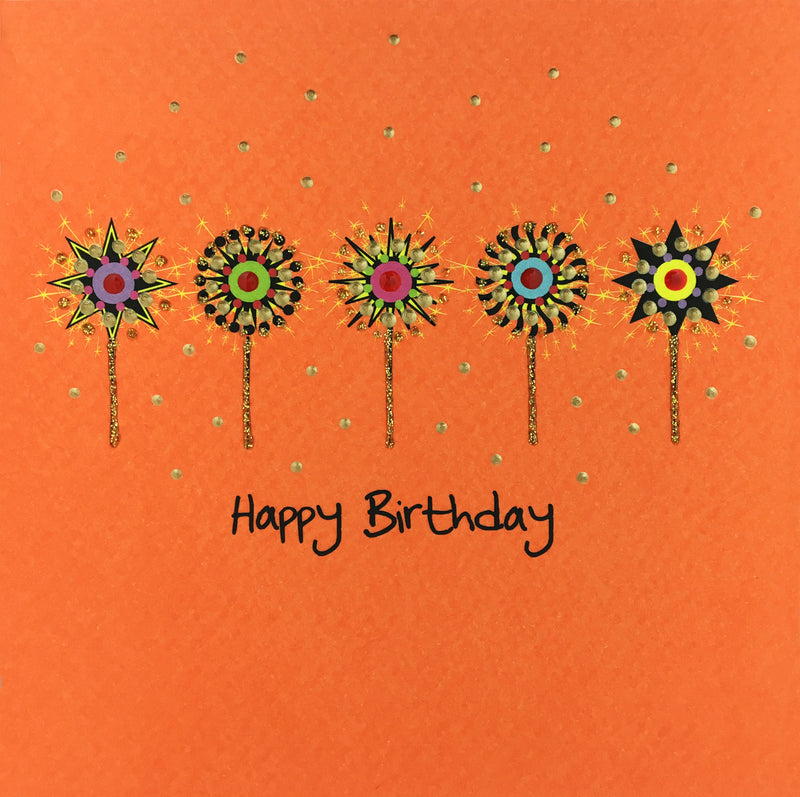 Birthday Sparkle - N1001 (Pack of 5)