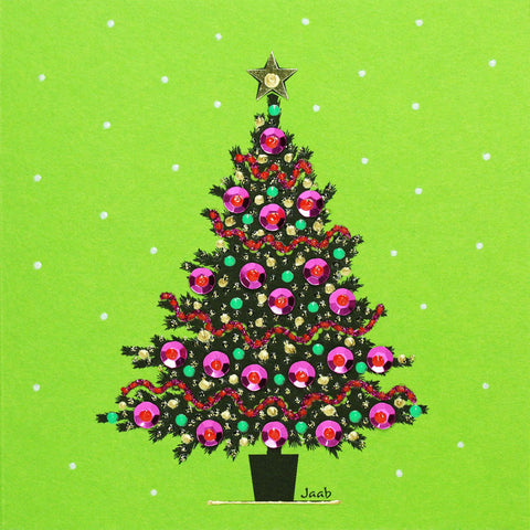 Tinsel Tree - N1020 (Pack of 5)
