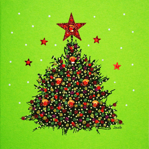 Oh Christmas Tree - N1390 (Pack of 5)
