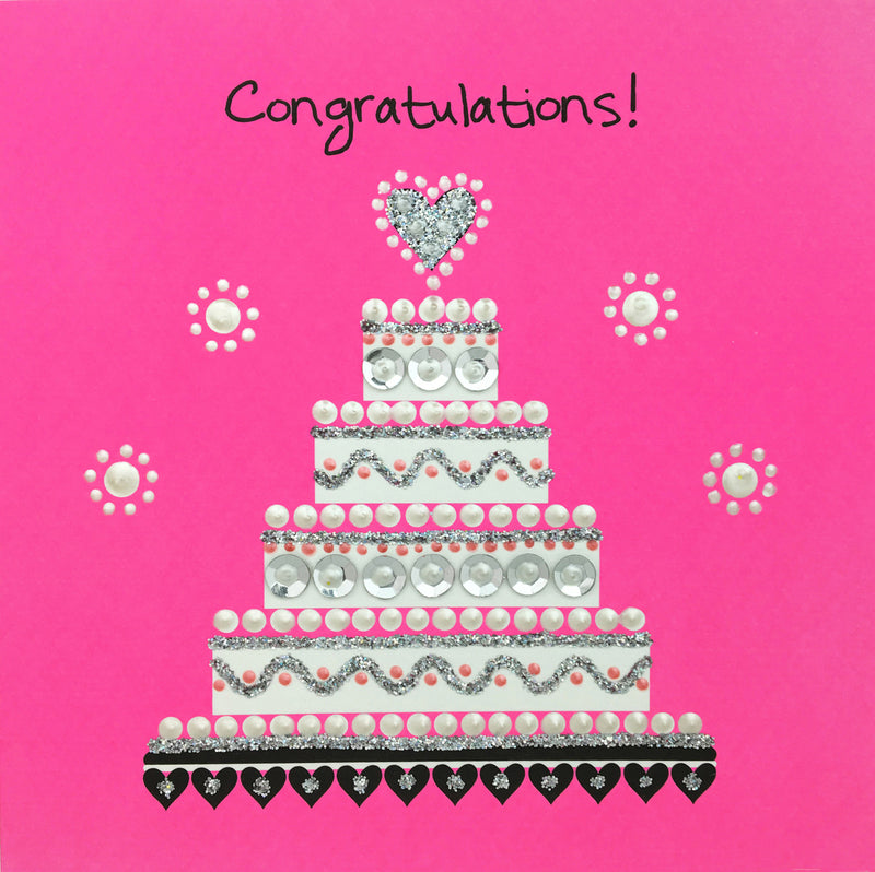Wedding Cake - N1511 (Pack of 5)