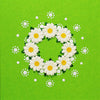 Daisy Garland - N1519 (Pack of 5)