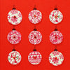 Christmas Baubles - N1574