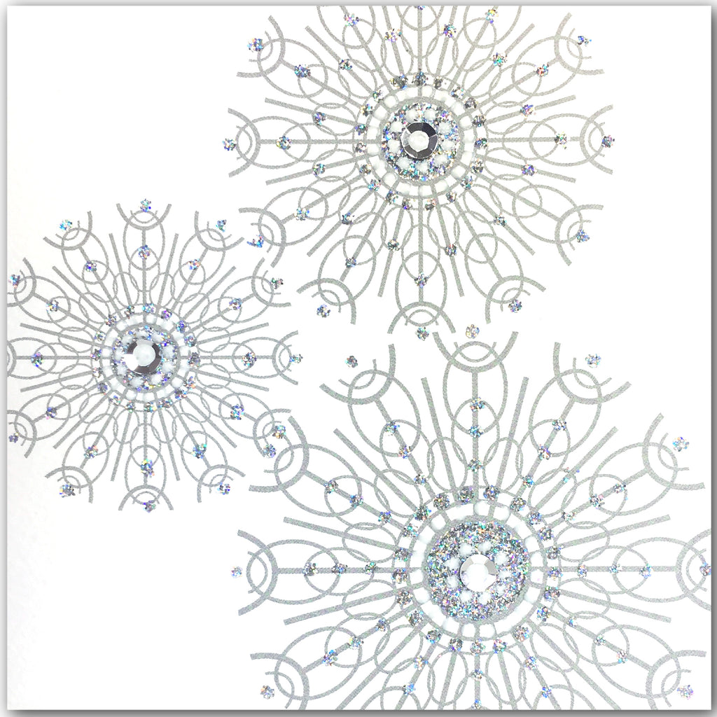 Silver Fireworks - N1610 (Pack of 5)