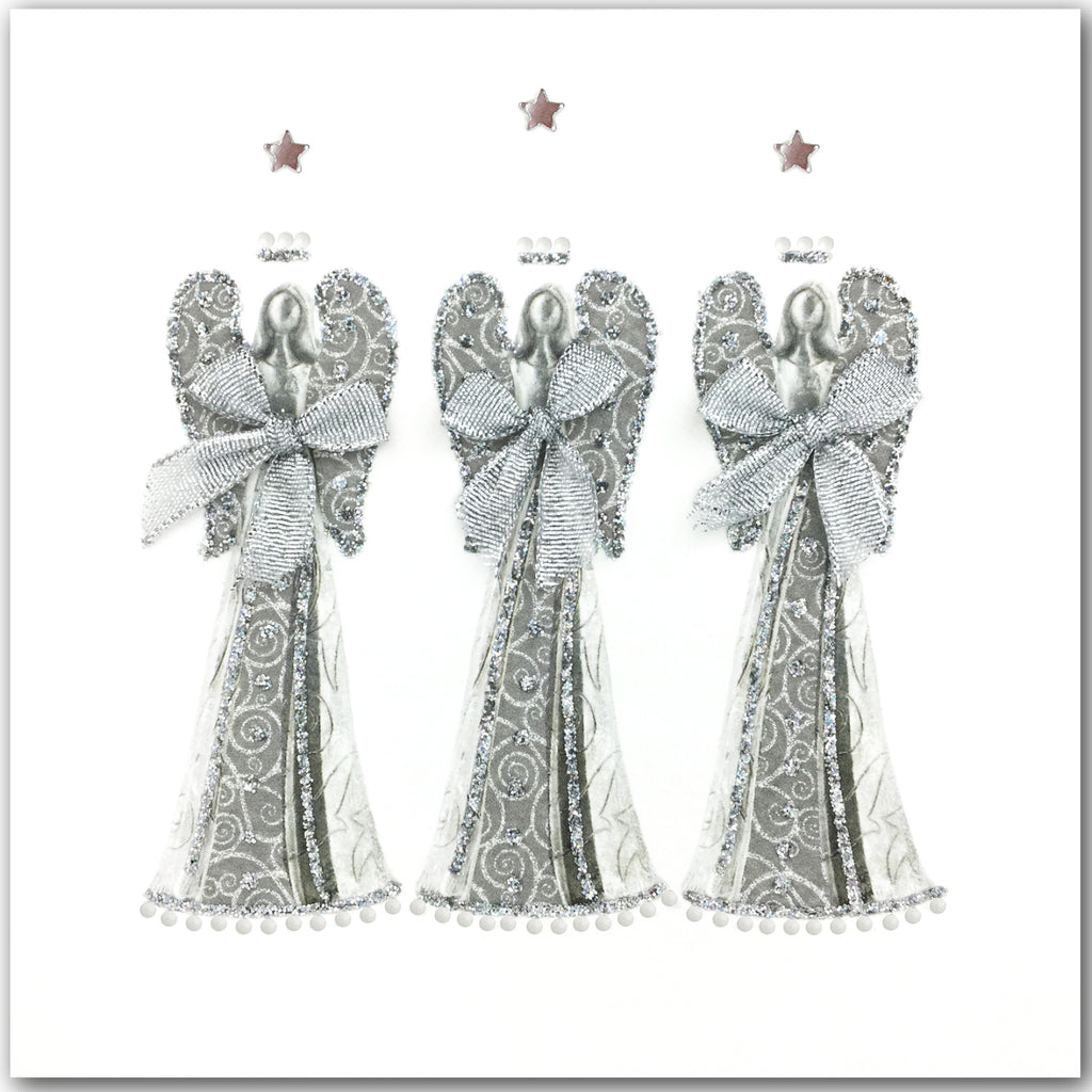 Silver Angels - N1628 (Pack of 5)