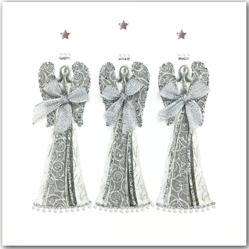 Variety Silver Christmas - N1647 (Pack of 5)