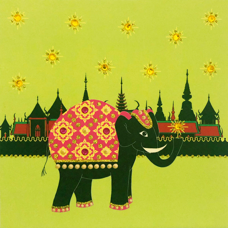 Elephant Magic - N1651-2 (Pack of 5)