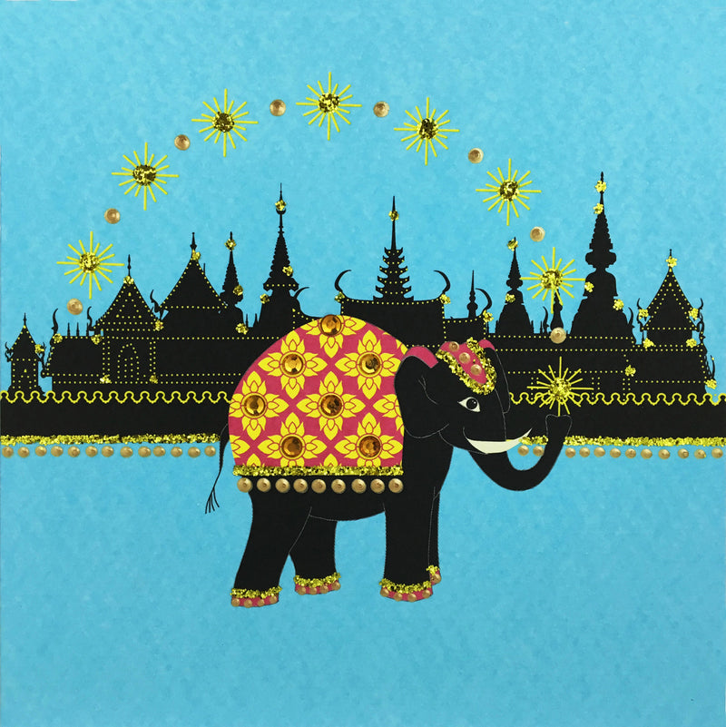Copy of Elephant Magic - N1651-2 (Pack of 5)