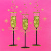 Champagne - N 1668 (pack of 5)