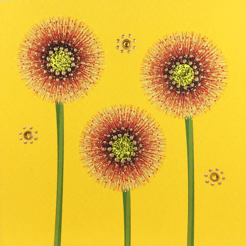 Just Flowers - N1260 (Pack of 5)