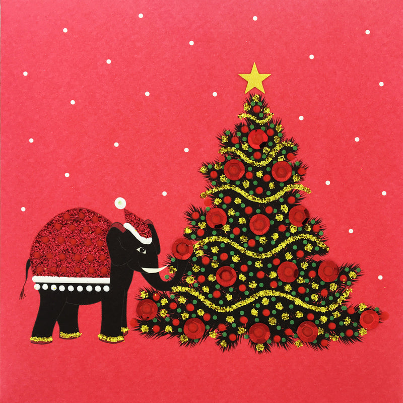 Decorating the Tree - N1682 (Pack of 5)