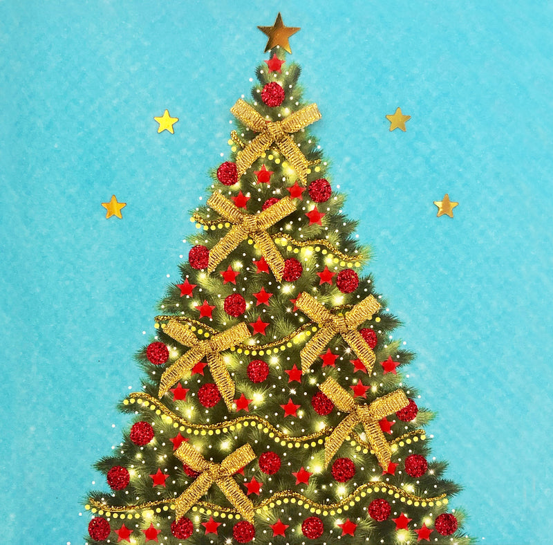 CHRISTMAS TREE - N1683 (Pack of 5)