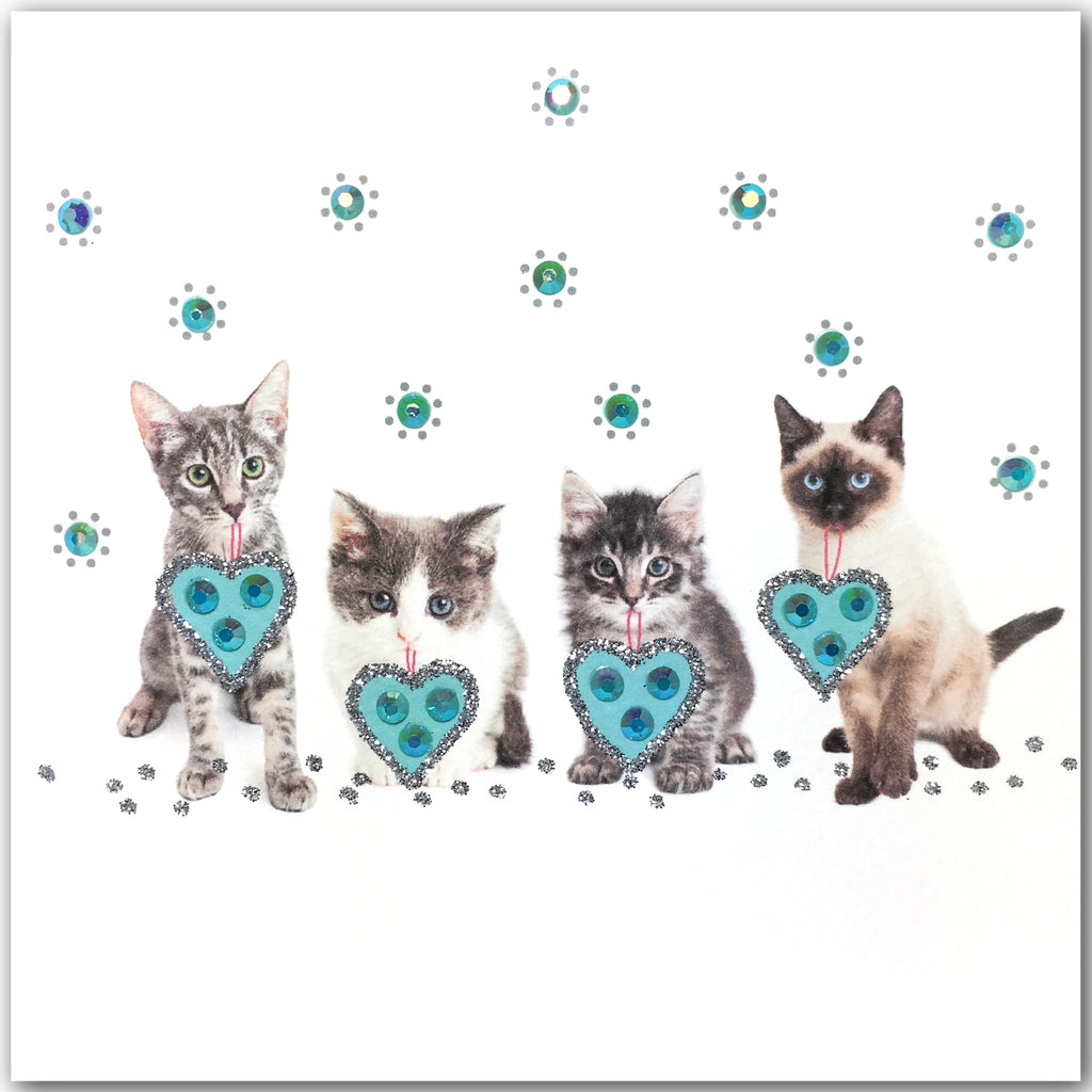 Birthday Kittens - N1748