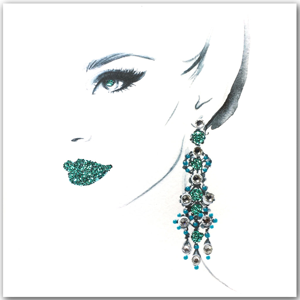 Turquoise Lady - N1757