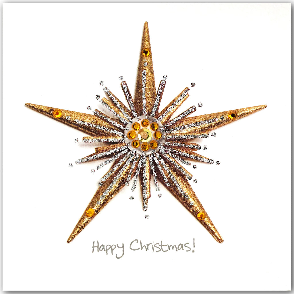Christmas Star - N1762 (Pack of 5)
