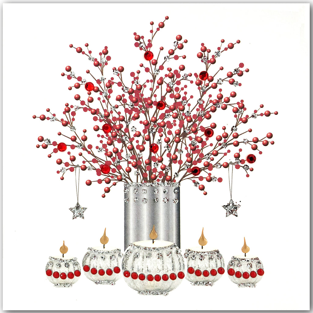 Berry Vase - N1763 (Pack of 5)