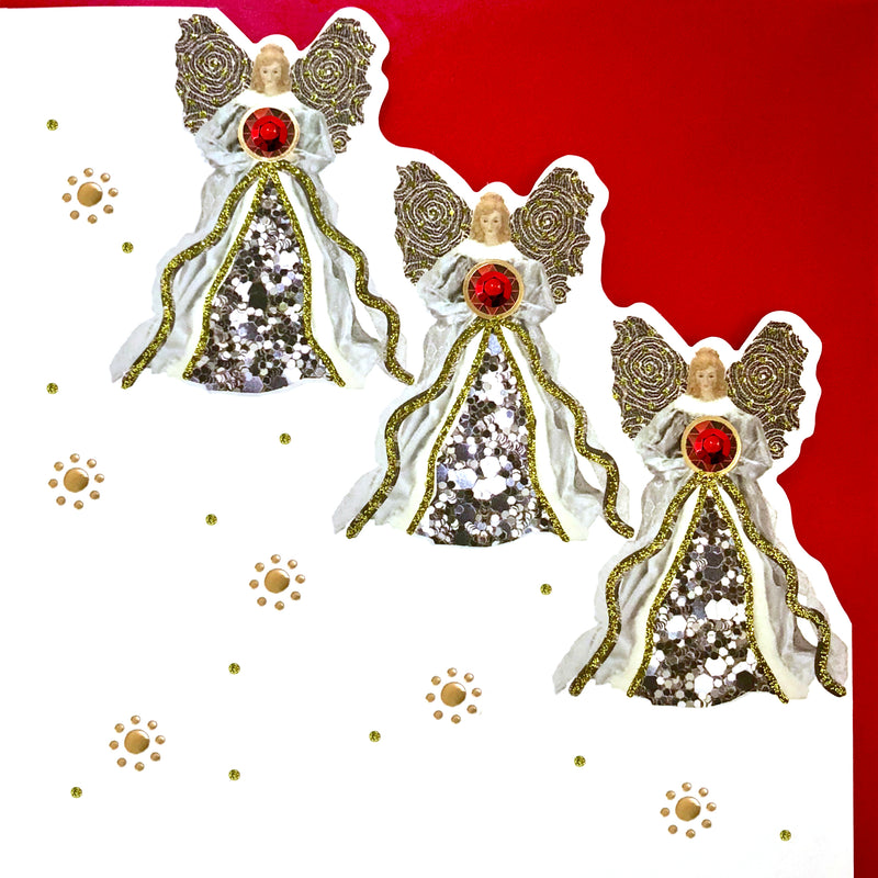 Christmas Angels - L1826