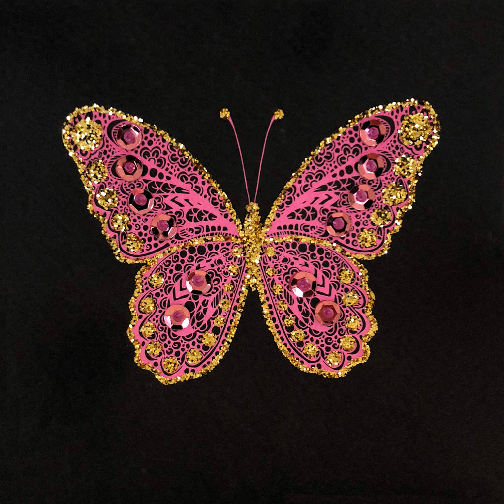 Lace Butterfly - N1860 (Pack of 5)