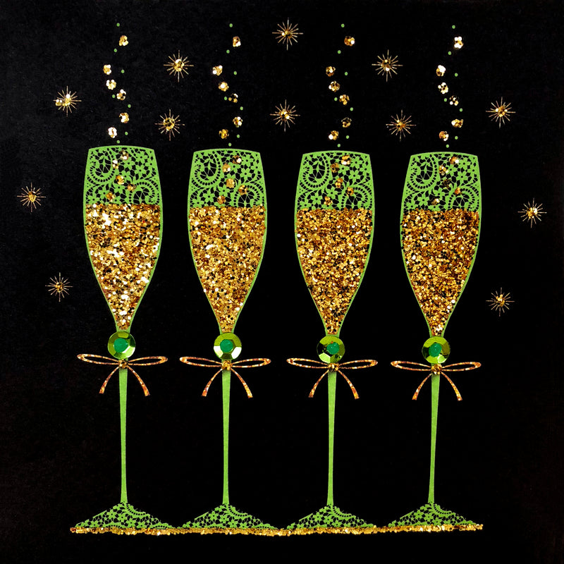 Champagne - S1699 (Pack of 5)