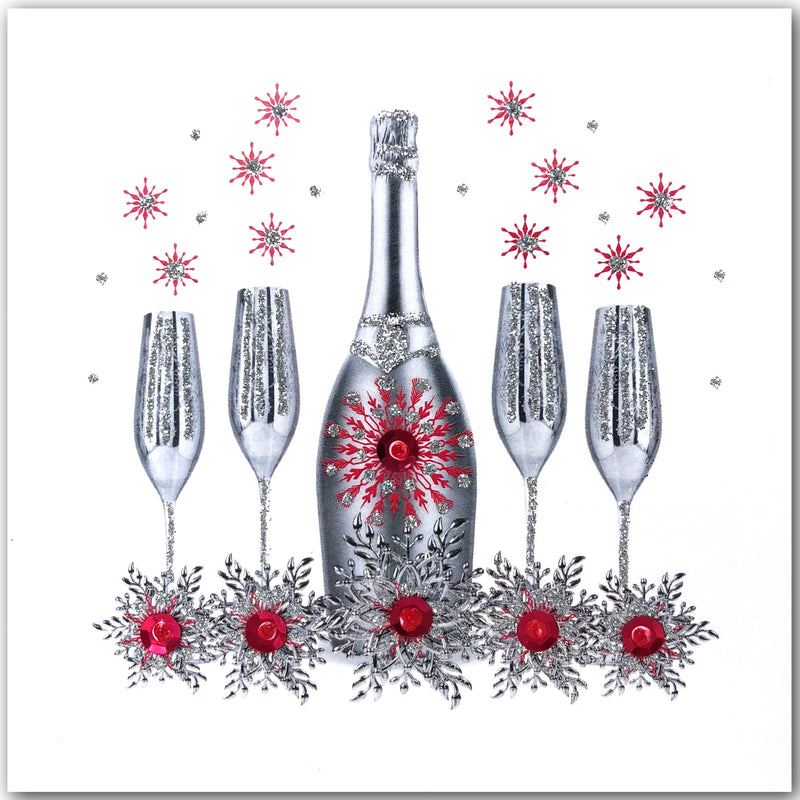 Festive Champagne - N1904 (Pack of 5)