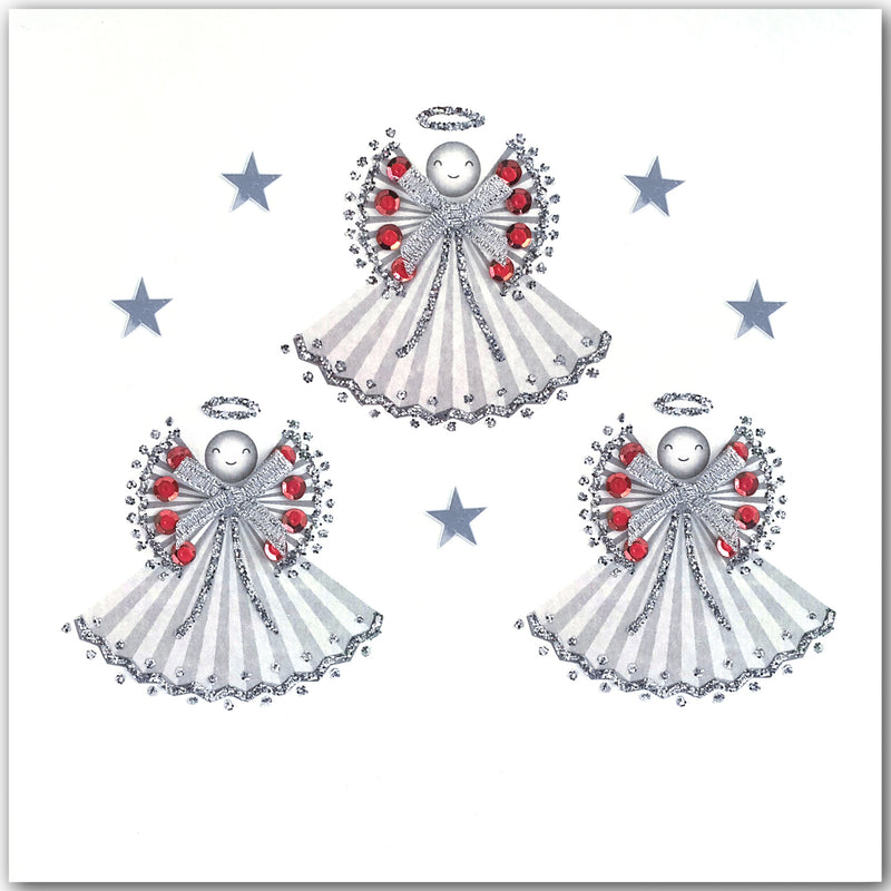 CHRISTMAS ANGELS - N1962 (PACK OF 5)