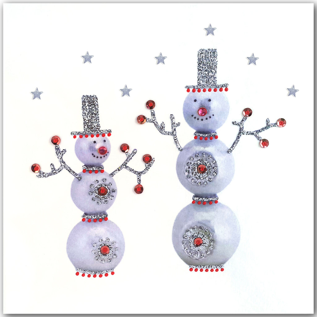 CHRISTMAS SNOWMEN - N1975 (PACK OF 5)
