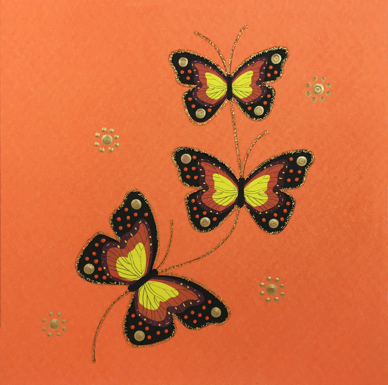 Butterflies - N285 (Pack of 5)