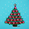 Sequin Christmas Tree - S1027 (Pack of 5)