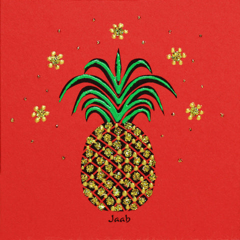 Pineapple Wishes - S1159 (Pack of 5)