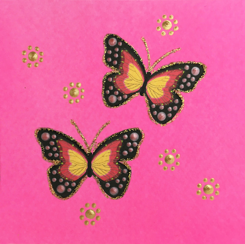 Butterflies - S1198 (Pack of 5)