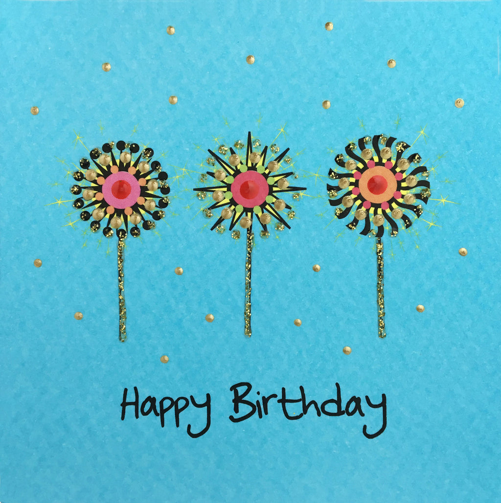 Birthday Sparkles - S1203 (Pack of 5)