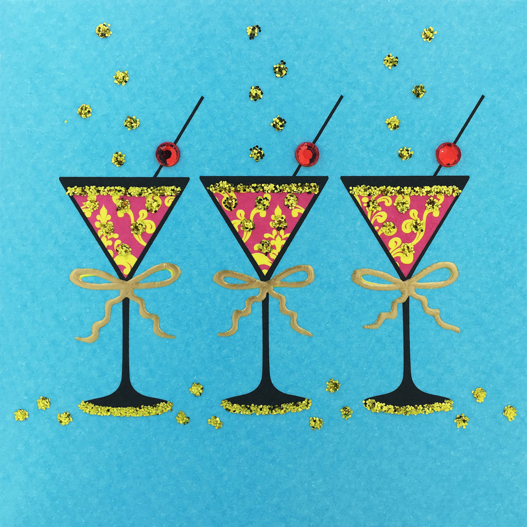 Cocktails - S1673 (Pack of 5)