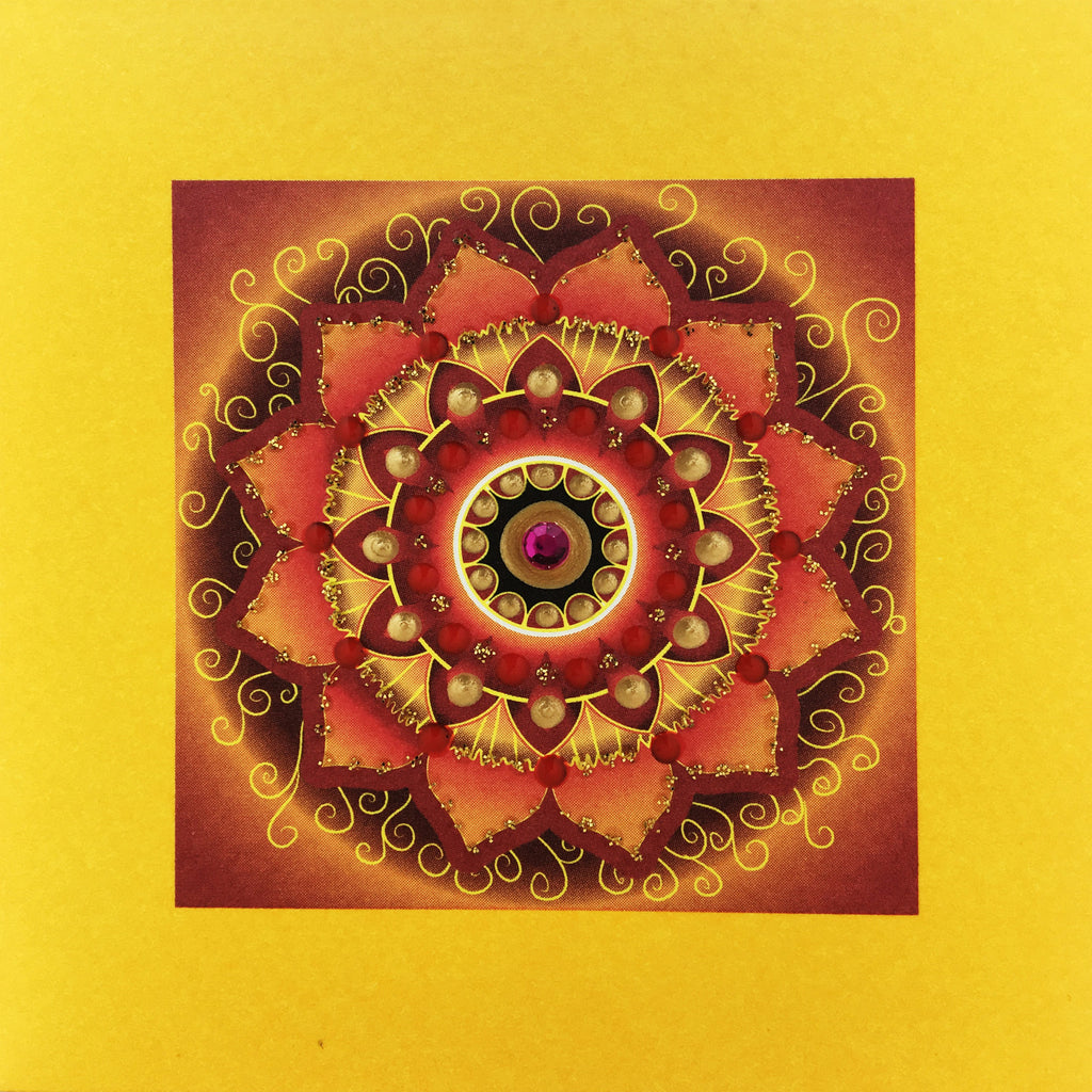 Lotus Chakkra - S1677 (Pack of 5)