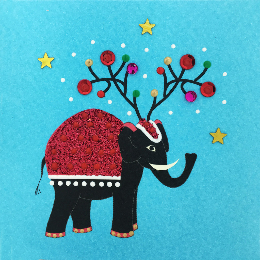 Elephant Reindeer - S1693 (Pack of 5)