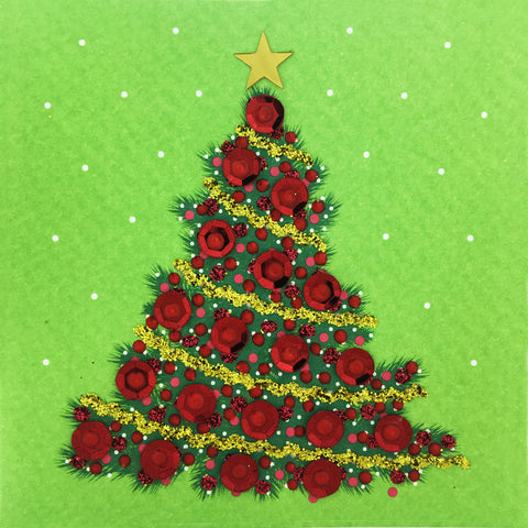 Christmas Tree - S1694 (Pack of 5)
