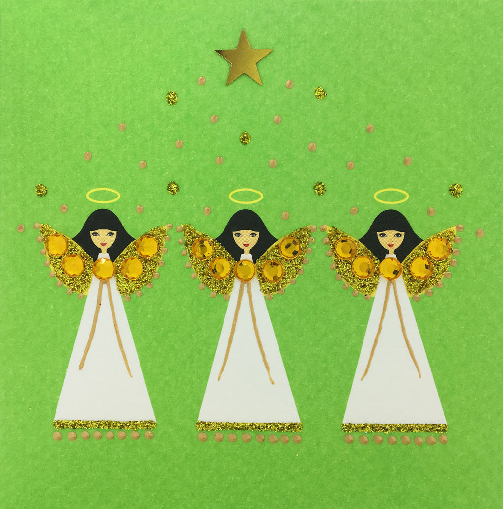 Christmas Angels - S1696 (Pack of 5)