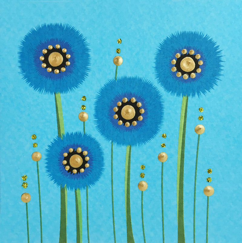 Just Flowers - S303 (Pack of 5)