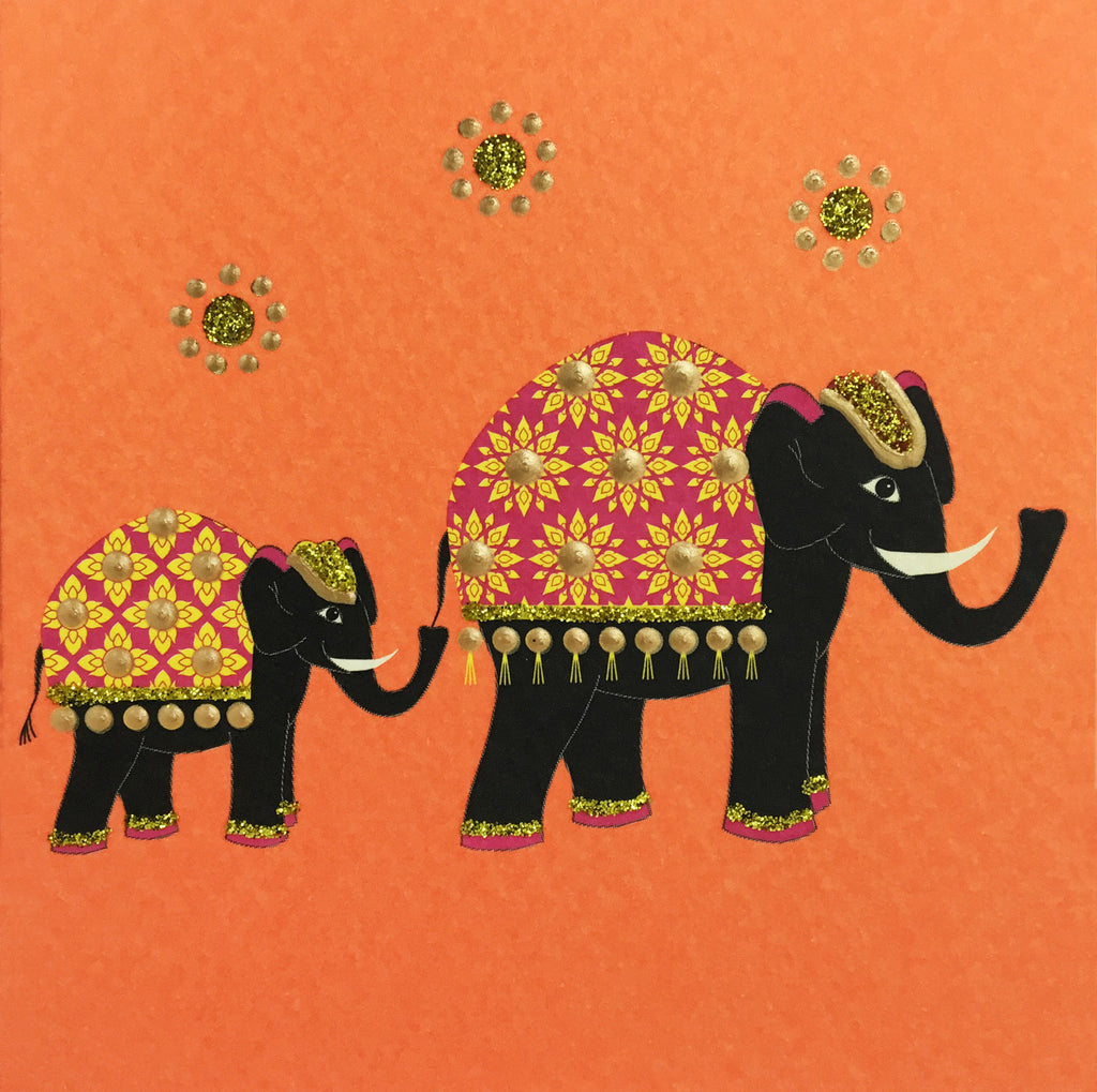 Elephants - S389 (Pack of 5)