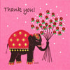 Thank You Elephant - S552-15 (Pack of 5)