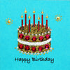 Birthday Cake - S621-13 (Pack of 5)