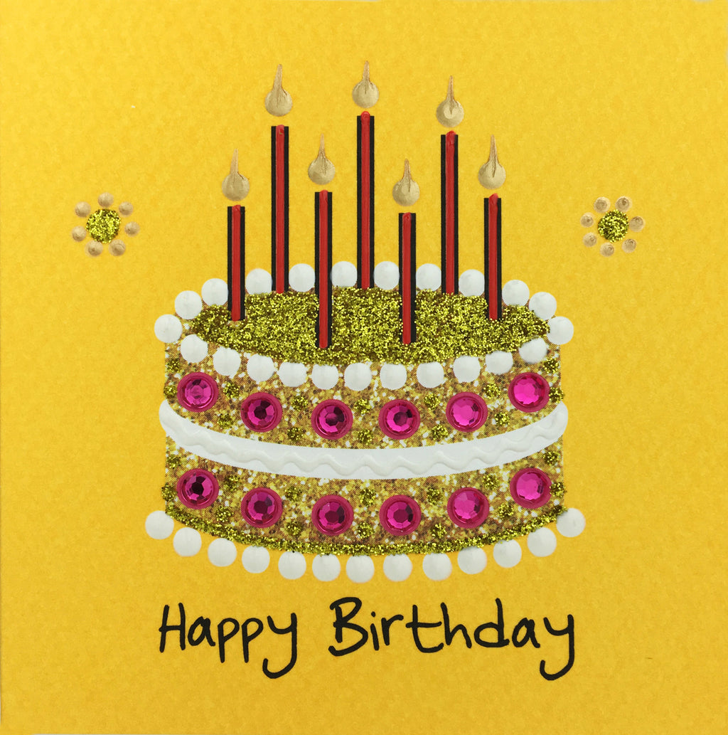 Birthday Cake - S621 (Pack of 5)