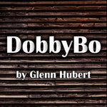 DobbyBo upbeat blues instrumental piece by Glenn Hubert.