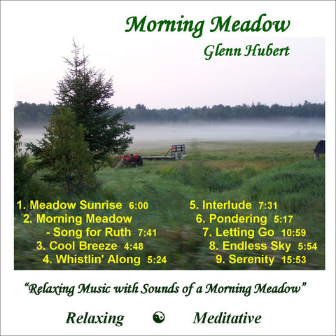 Morning Meadow - Digital Download