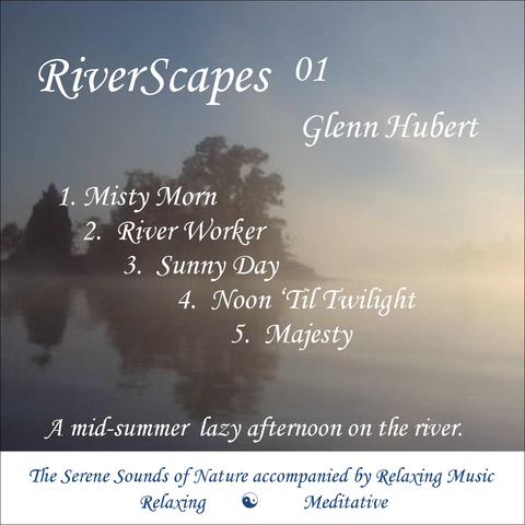 RiverScapes 01 - Digital Download